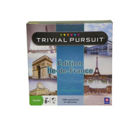 Jeu de société Trivial Pursuit Edition Île-de-France Winning Moves