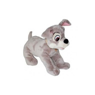 Peluche disney le clochard 37 cm - chien