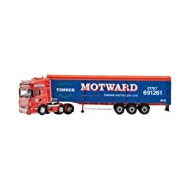 Corgi - CCC13752 - Radio Commande, Véhicule Miniature - Scania R - Moving Floor - Motward